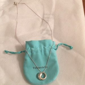 Tiffany & Co Eternal Circle Pendant
